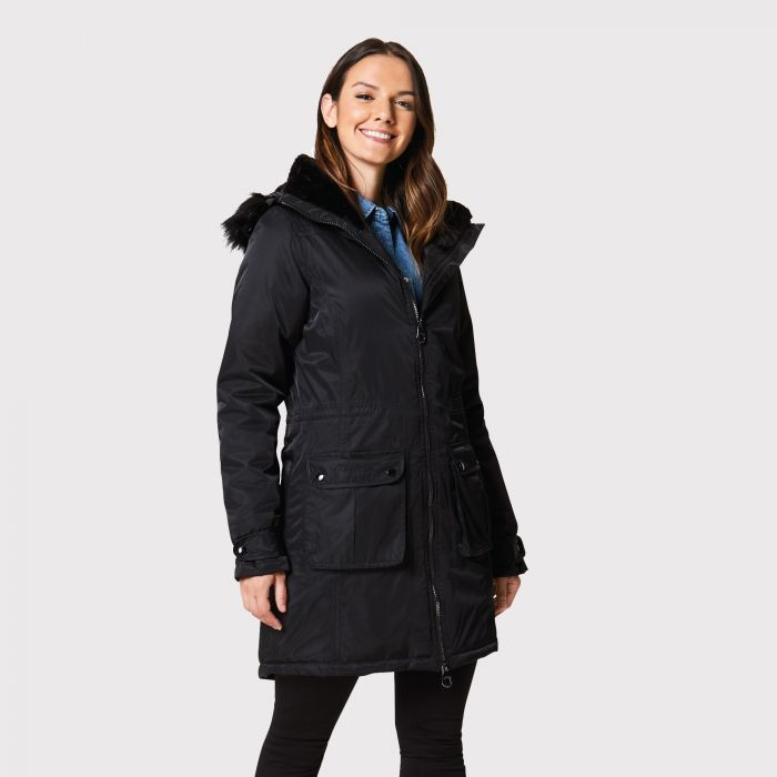 Regatta Lucasta Waterproof Insulated Jacket Black