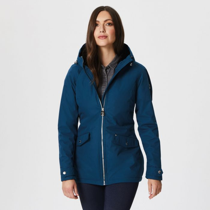 Regatta Bergonia Waterproof Insulated Jacket Majolica Blue