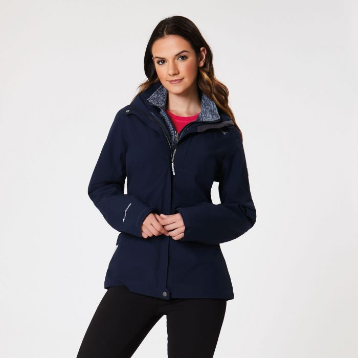 Regatta Calyn II Waterproof 3 in 1 Jacket Navy