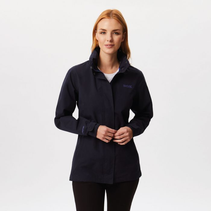 Regatta Daysha Waterproof Shell Jacket Navy