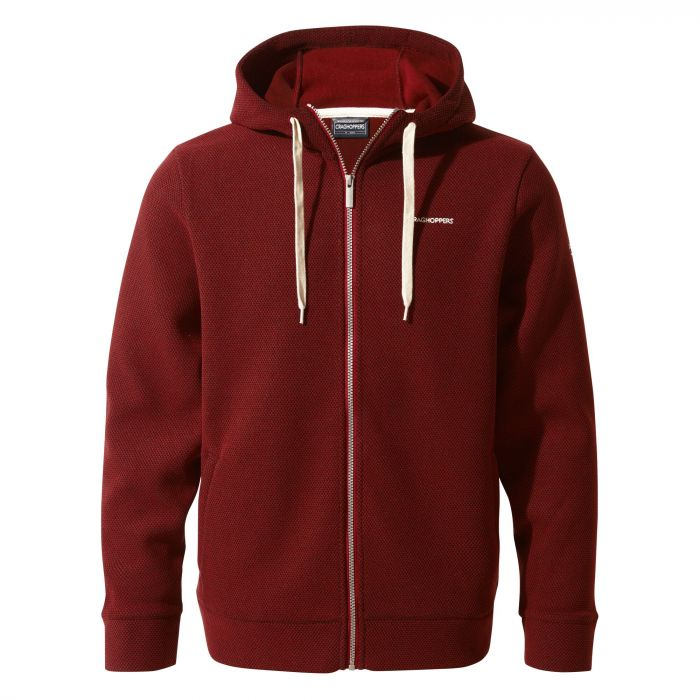 Craghoppers Guida Jacket - Garnet Red