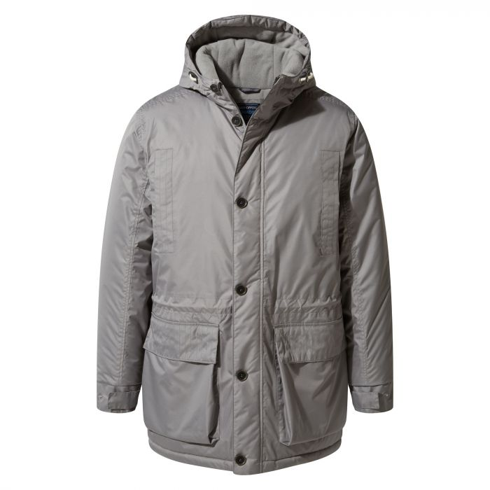 Craghoppers Turriff Jacket Cement