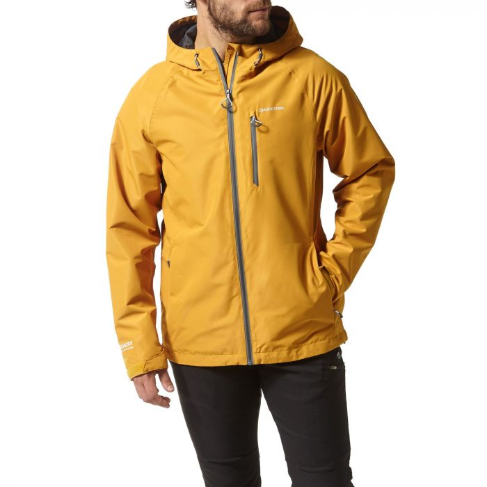 Craghoppers Crawney Jacket Soft Gold
