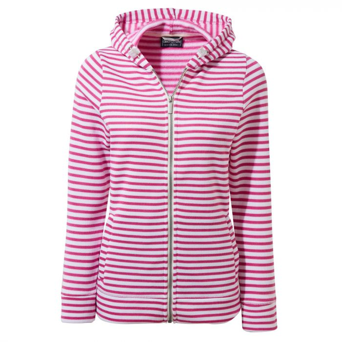 Craghoppers Marcella Jacket - Vivacious Pink Stripe