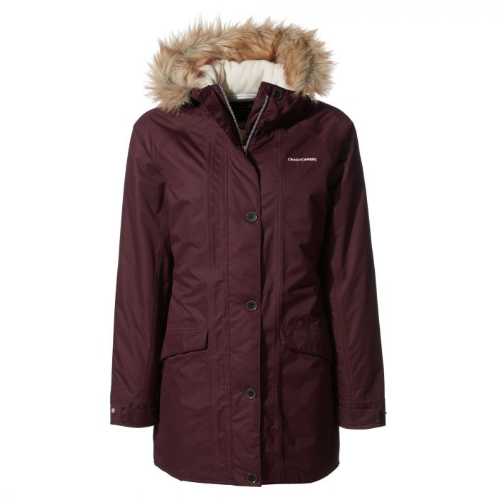 Craghoppers Ferness Jacket Winterberry