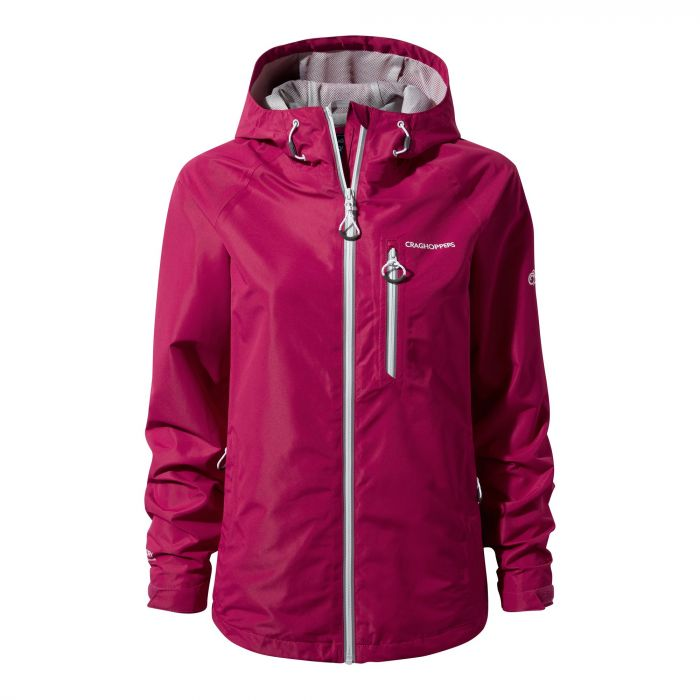 Craghoppers Rosedale Jacket Tropical Pink