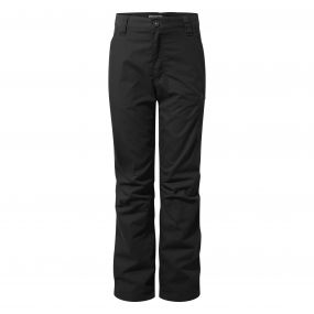 Craghoppers Winter-Lined Kiwi Trouser Black