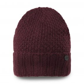 Craghoppers Caledon Hat Dark Wine