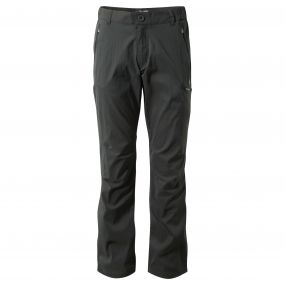 Craghoppers Kiwi Pro Action Trousers Dark Lead