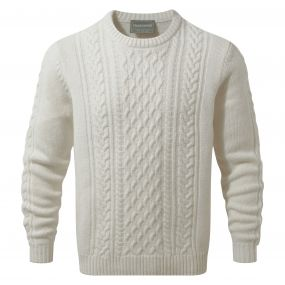 Craghoppers Aron Knit Jumper Calico