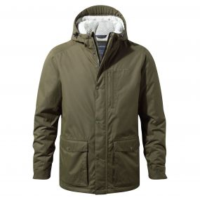 Craghoppers Kiwi Classic Thermic Jacket Dark Moss