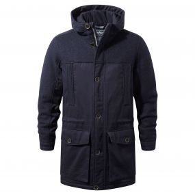 Anders Jacket Dark Navy