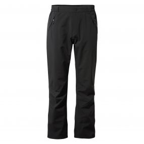 Stefan Trousers Black