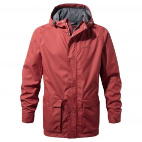 Craghoppers Kiwi Classic Jacket Redwood