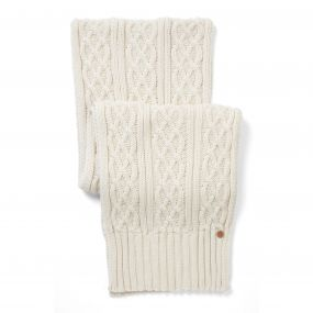 Craghoppers Dolan Knit Scarf Calico