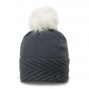 Craghoppers MarInteractive Knit Hat Charcoal Marl