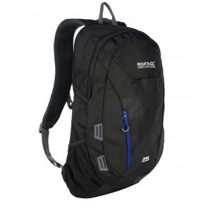 Regatta Altorock II 25 Litre Backpack Rucksack Black