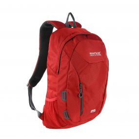 Regatta Altorock II 25 Litre Backpack Rucksack Pepper Red