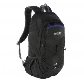 Regatta Atholl II 35 Litre Backpack Rucksack Black