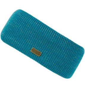 Kids Brightly Reflective Knit Headband Enamel