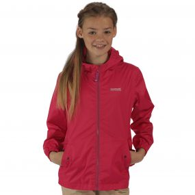 Kids Disguize Waterproof Jacket with Water Activated Pattern Duchess Floral