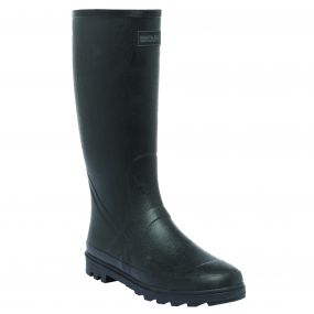 Regatta Men's Mumford Wellington Boots Black
