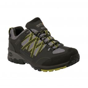 Regatta Men's Samaris Low Hiking Shoes Briar Dark Spring