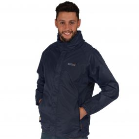 Magnitude IV Breathable Waterproof Shell Jacket with Concealed Hood Iron