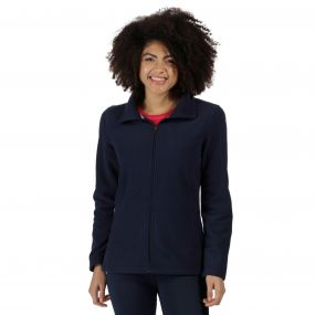 Regatta Cathie III Full Zip Anti-Pill Fleece Navy
