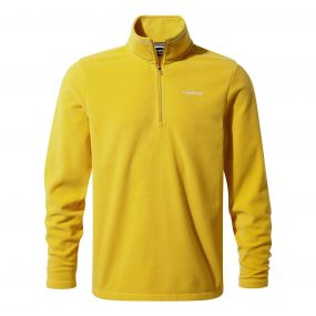 Craghoppers Corey III Half-Zip Fleece Desert Yellow
