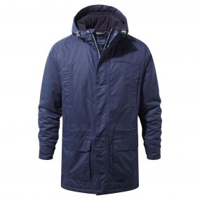 Craghoppers Pelle Jacket Blue Navy