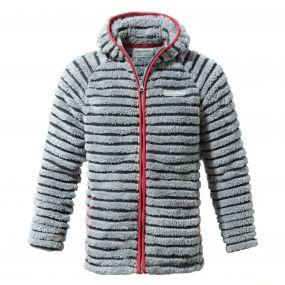 Craghoppers Farley Hooded Jacket Quarry Grey