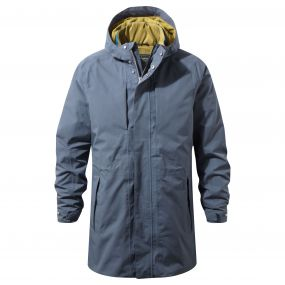Craghoppers 365 5in1 Hooded Jacket Ombre Blue