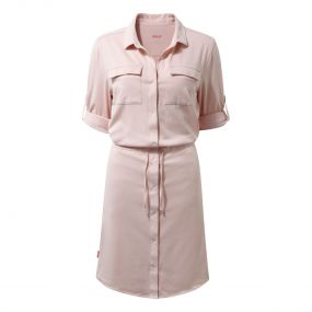 Craghoppers NosiLife Daku Dress Blossom Pink