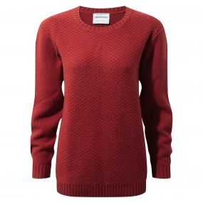 Craghoppers Anja Sweater Redwood