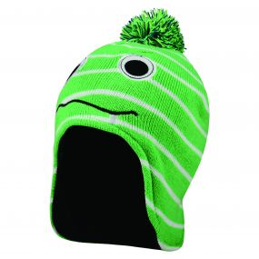 Dare2b Kids Look Out Beanie Hat Acid Green