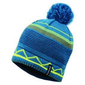Dare2b Men's Ternate Beanie Hat Titan Blue