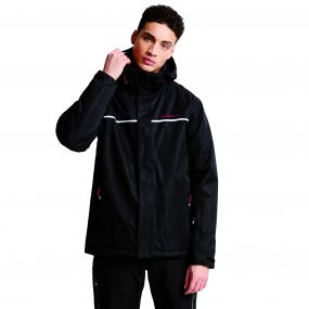Dare2b Men's Steady Out Ski Jacket Black