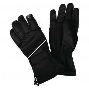 Dare2b Women's Summon II Ski Gloves Black