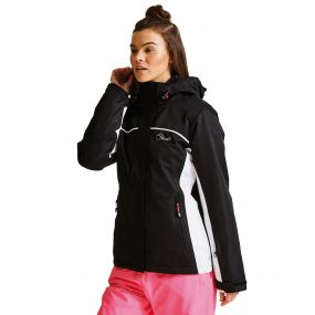 Dare2b Women's Ingress Ski Jacket Black