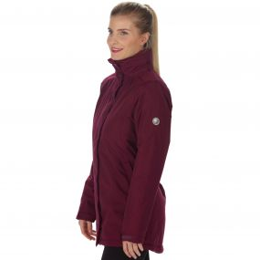 Regatta Blanchet II Waterproof Insulated Jacket Fig