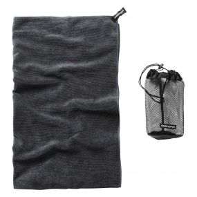 Craghoppers Microfibre Towel  Extra Large Charcoal