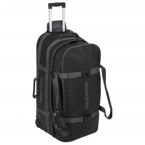 Craghoppers 120 Litre Longhaul Luggage Bag Black / Quarry Grey