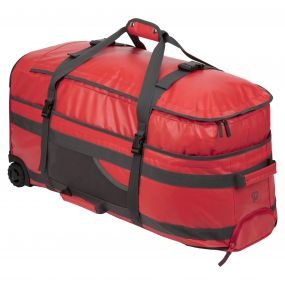 Craghoppers 120 Litre Longhaul Luggage Bag Dynamite / Quarry Grey