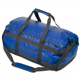 Craghoppers 90 Litre Longhaul Holdall Sport Blue / Quarry Grey