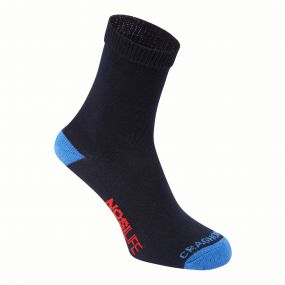 NosiLife Kids Single Travel Sock Dark Navy