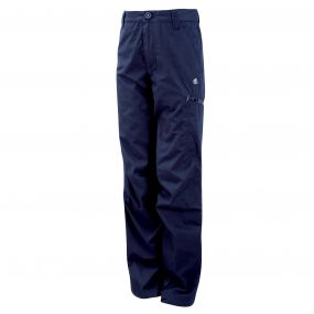 Craghoppers Unisex Kiwi Winter Lined Trousers Dark Navy