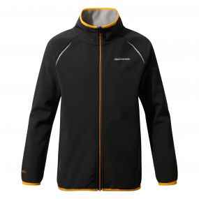 Craghoppers Discovery Adventures Softshell Jacket Black