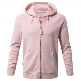 Craghoppers NosiLife Ryley Hoody Blossom Pink