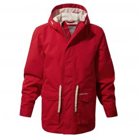 Craghoppers Robin Jacket Fiesta Red